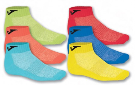 Joma Ankle Socks, Colors